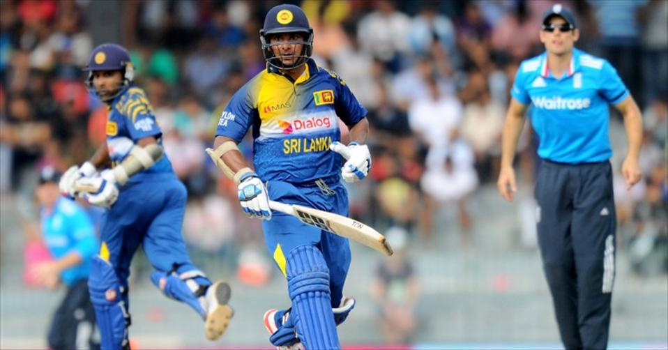 Sangakkara and Mahela surge SL to 2-0 lead