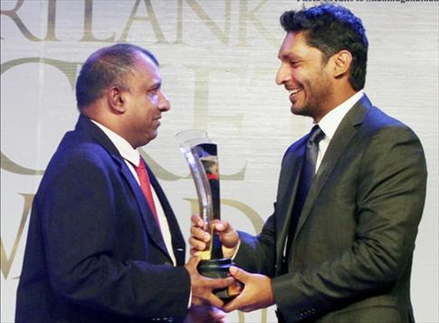 Sangakkara is the top performer