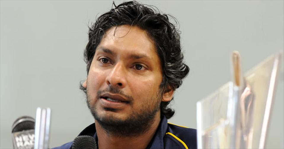 Sangakkara to bat for ESET