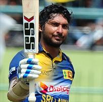 Sangakkara, only Asian in WC XI
