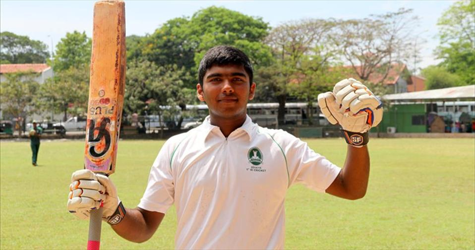 Sanjula reaches 1000-run milestone in U19 D1