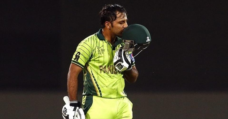 Sarfraz Ahmed named Pakistans T20I captain