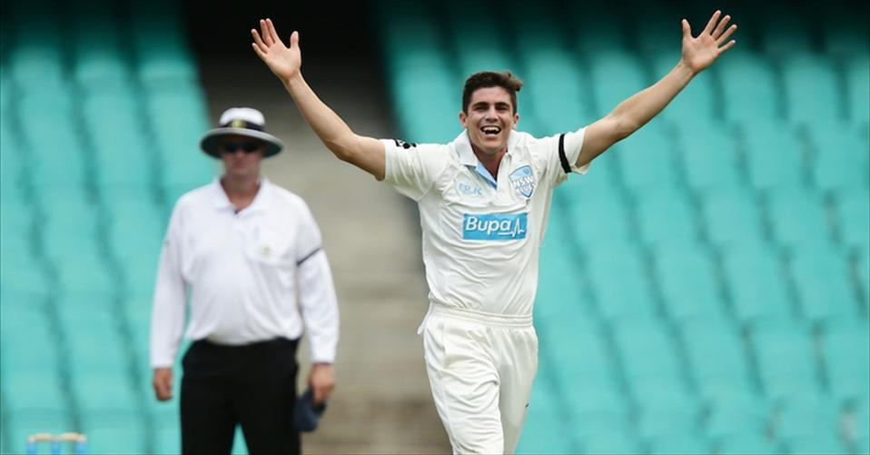Sean Abbott returns with a BANG