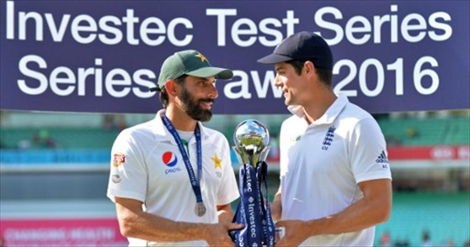 Series tied 2-2 as Pakistan beat England in the final Test