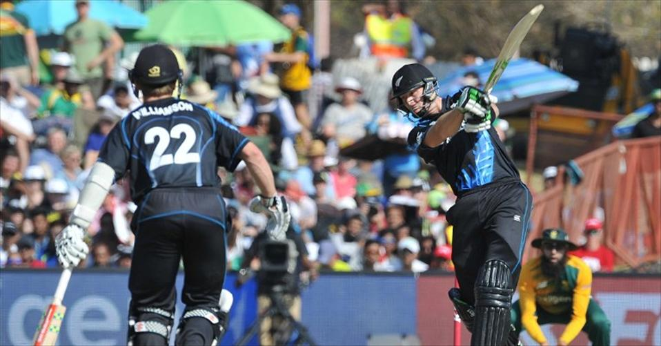 Series tied as Guptill downs Proteas in last T20I