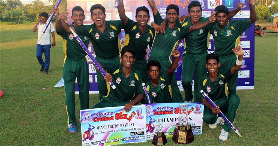 Servatius clinch Revatha Sixes Championship
