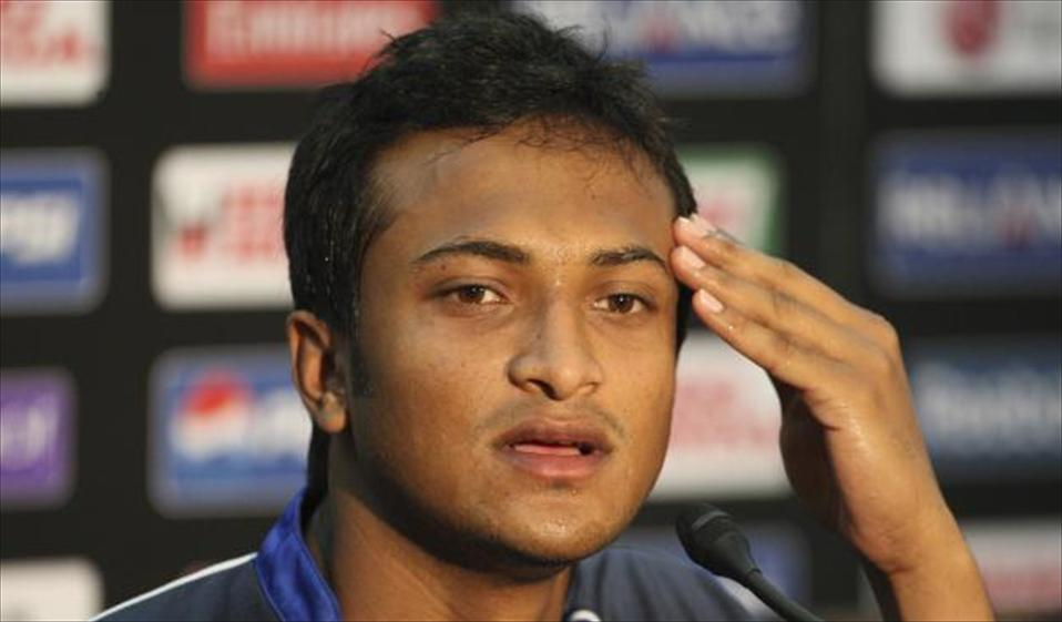 Shakib banned for 6 months