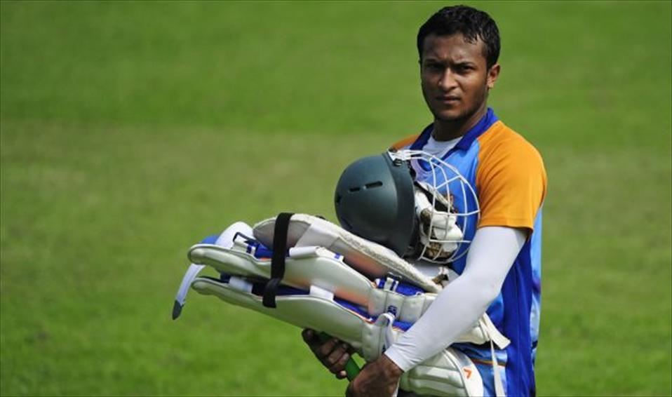 Shakib denies making quit threats