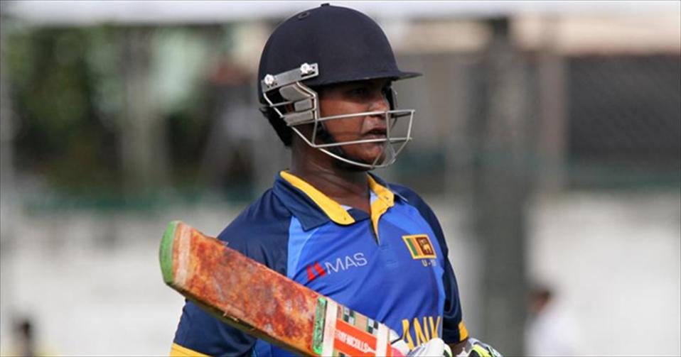 Shammu steers Sri Lanka Youth to series lead