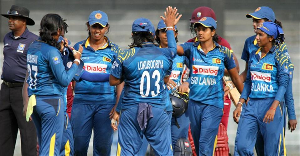 Shashikala powers SL Women to an emphatic win