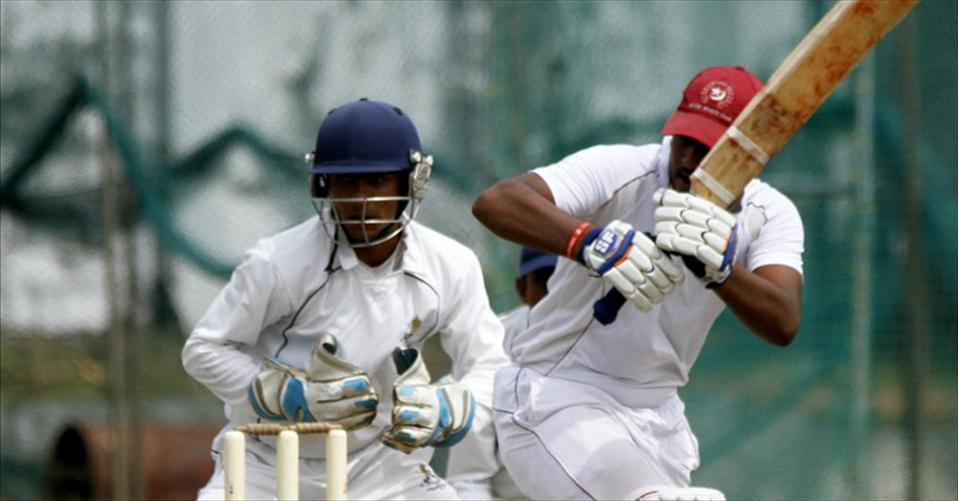 Shehan Jayasuriya scores his second double ton