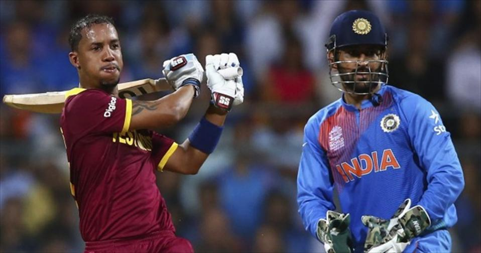 Simmons sink India as WI reach WT20 Final