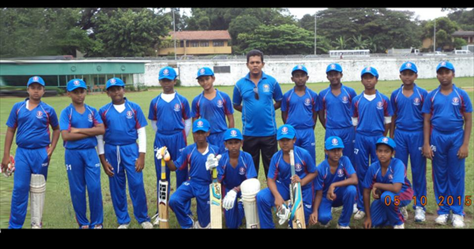 Singer All Island Schools U13 Cricket Tournament 2015 (Div 3)