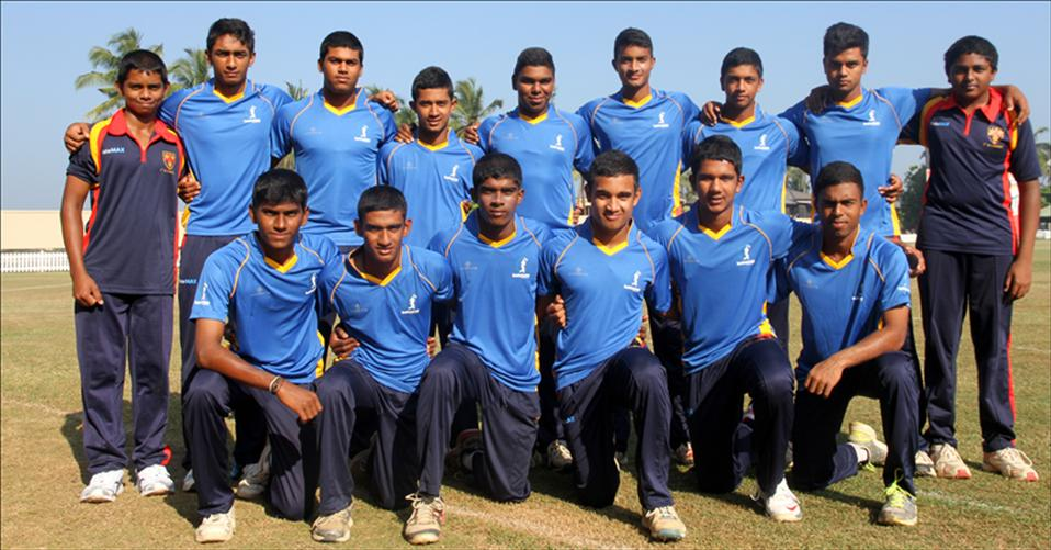 Singer U19 D1 & 11 Inter Schools Cricket Tourney