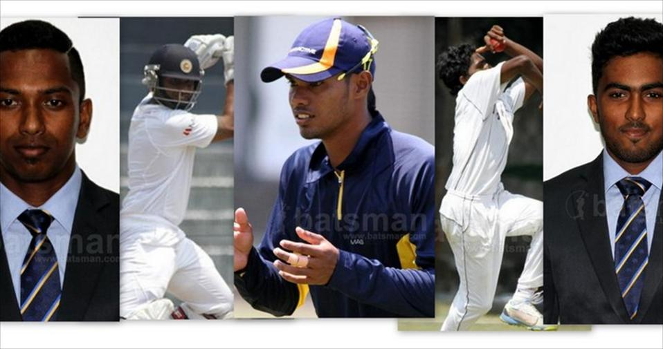 Siriwardene, Thirimanne left out of SL squad for 1st Test