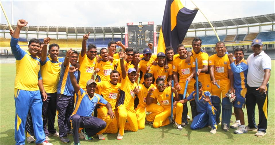Soldiers crowned Premier T20 Champs