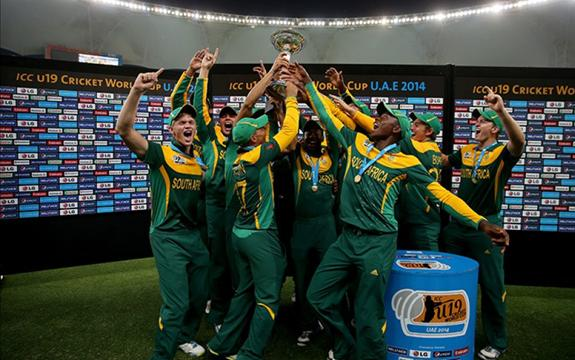 South Africa clinch Youth World Cup