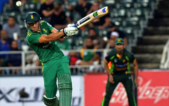 South Africa in a narrow win over Pakistan