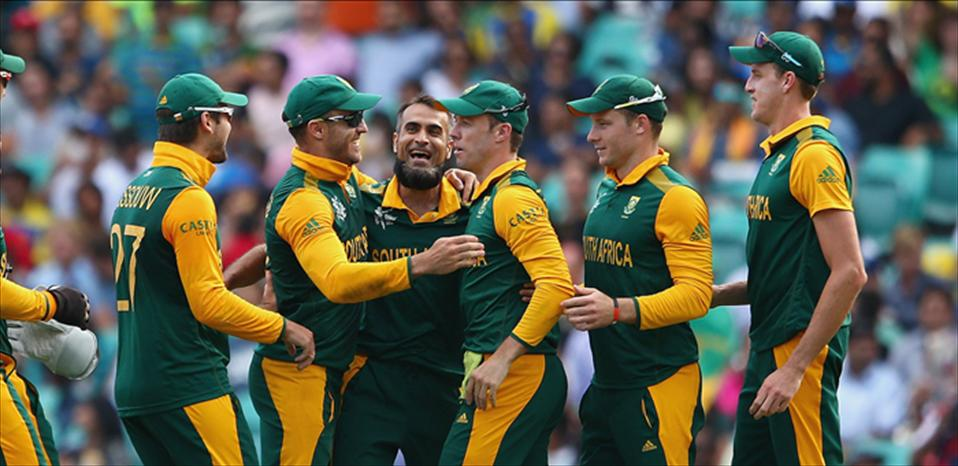 South Africa will take the field again