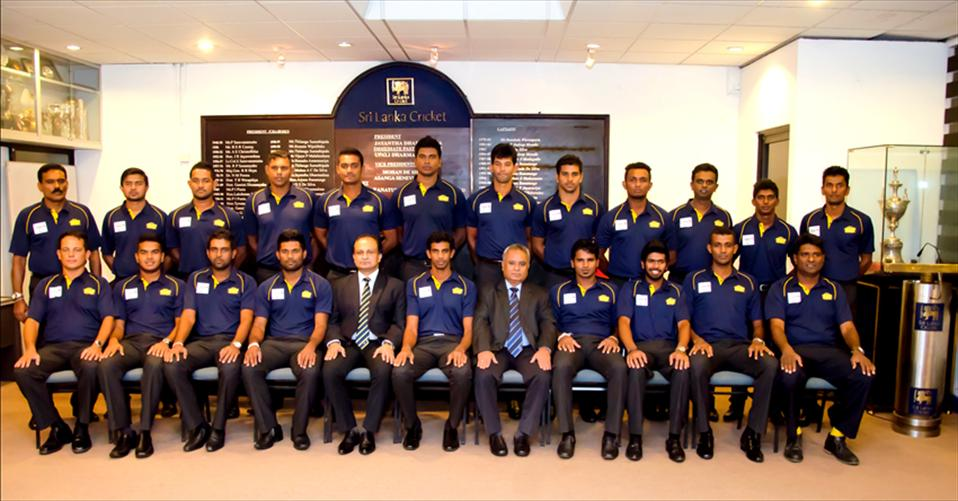 Southern Express, Sri Lankan team in CLT20