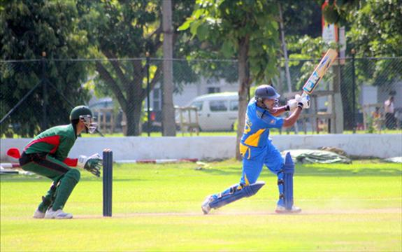 Sri Lanka 'A' and Kenya register victories