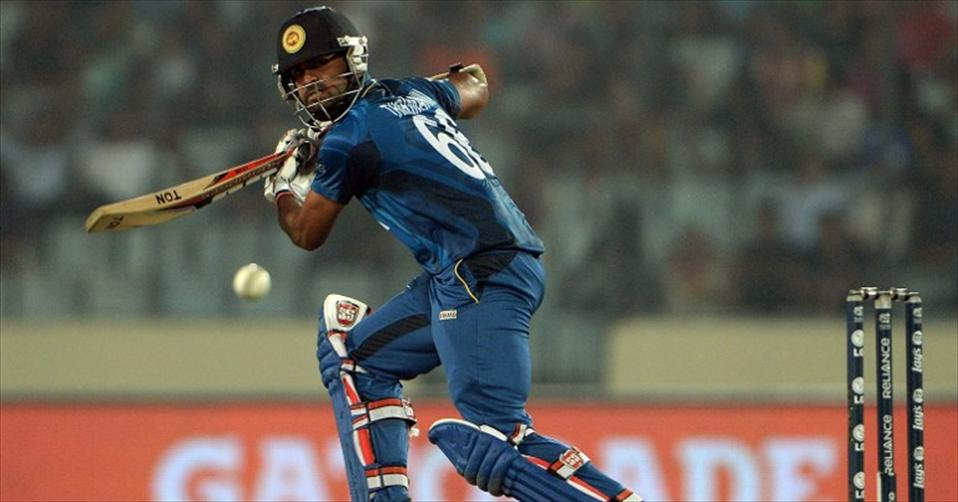 Sri Lanka A win rain-hit 1st one-dayer against WI