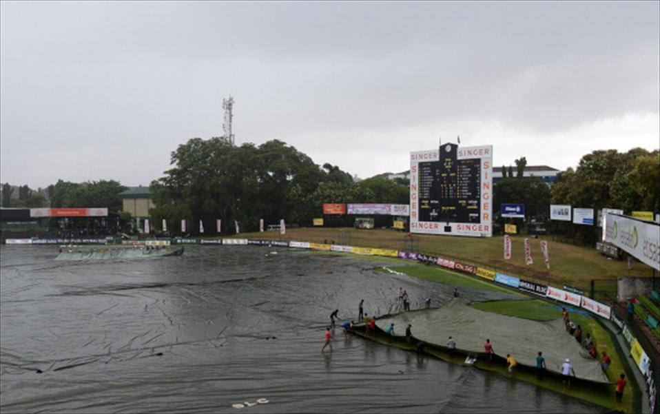 Sri Lanka A win series as last two rained off