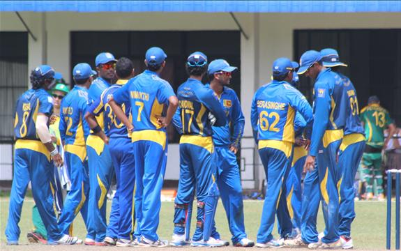Sri Lanka 'A' win the ODI series 2-1