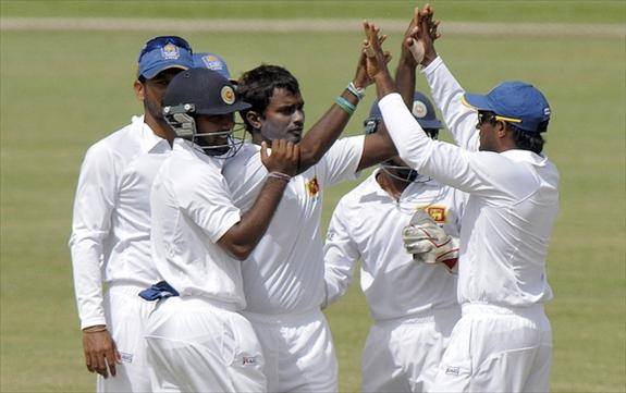 Sri Lanka 'A' win the test series 1-0
