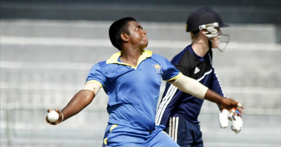 Sri Lanka U17s win to level the series