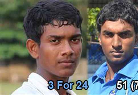 Sri Lanka U19 clinch the series