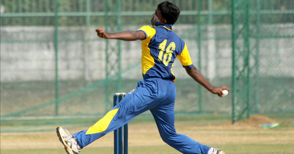 Sri Lanka U19 consolidate with back-to-back wins