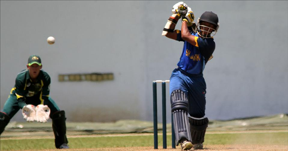 Sri Lanka U19 overpower Aussies in the third ODI