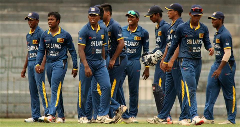 Sri Lanka U19 seal their place in the finals