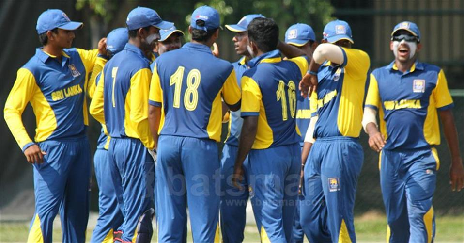 Sri Lanka U19 squad named for Youth Test