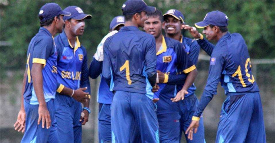 Sri Lanka U19 strengthened by 7 new players