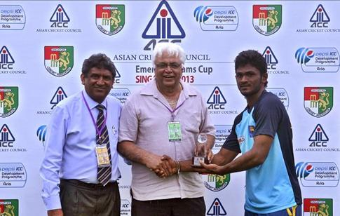 Sri Lanka Under 23 register their 2nd win