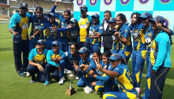 Sri Lanka Women beat India Women in T20 series