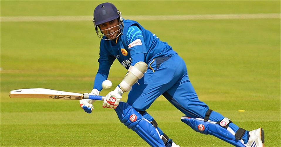 Sri Lanka in a massive win over Kent