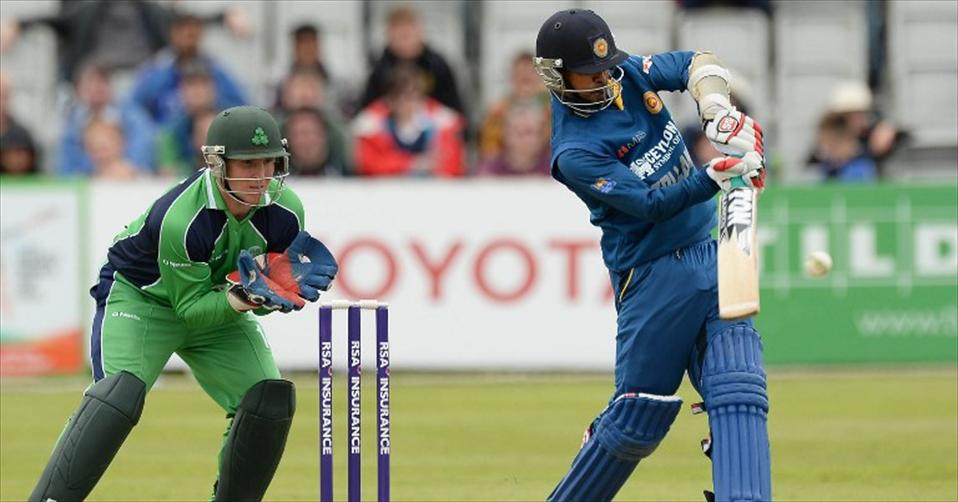 Sri Lanka outclass Ireland by 79 runs