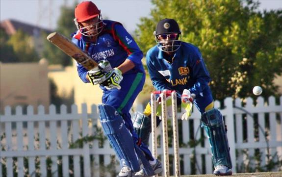 Sri Lanka suffer defeat against Afghanistan