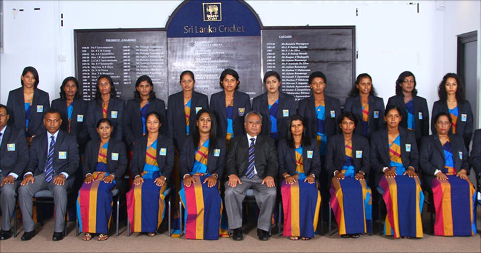 Sri Lanka trim womens squad for New Zealand to 15