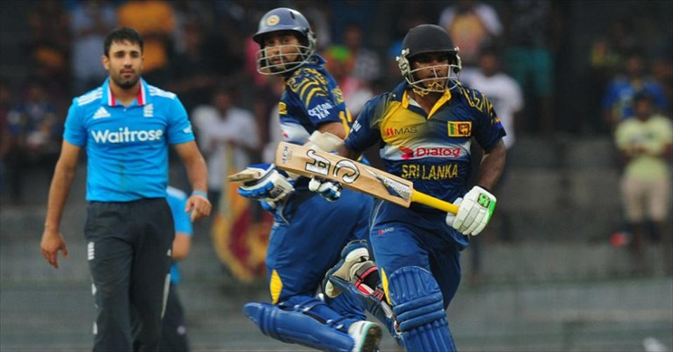 Sri Lanka triumph over England to take the lead