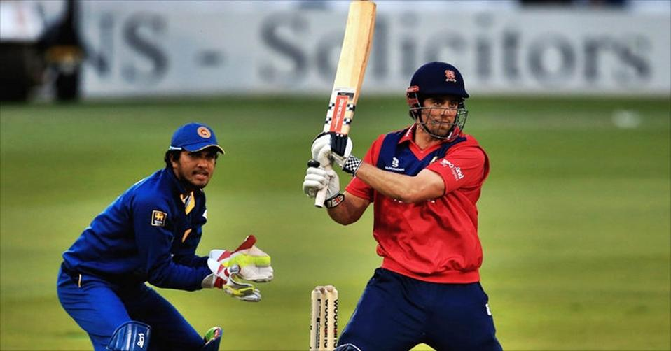 Sri Lanka undone by Essex in warm-up game
