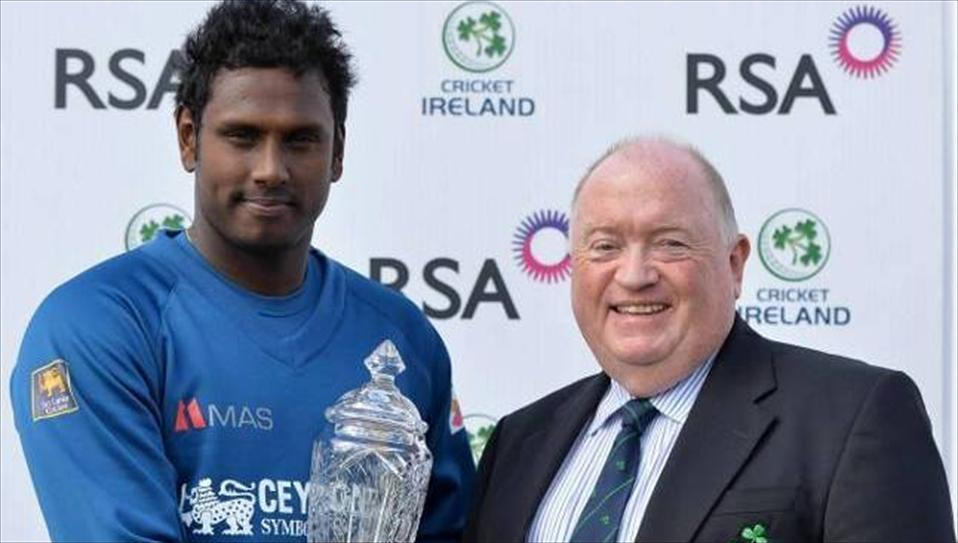 Sri Lanka vs Ireland; second ODI abandoned