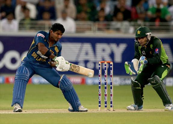 Sri Lanka win the high scoring drama