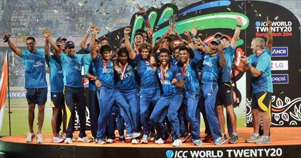 Sri Lanka win the maiden ICC World T20