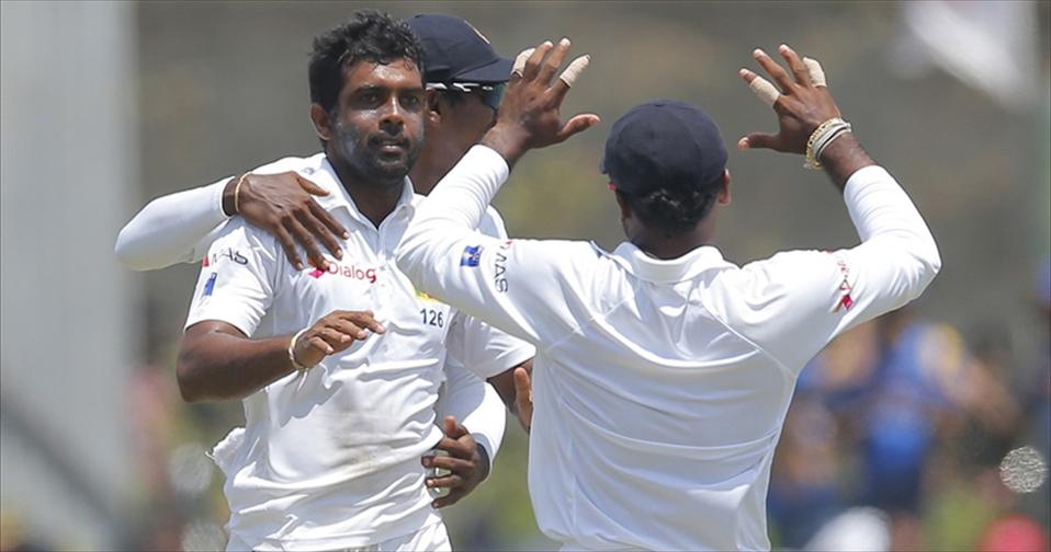 Sri Lanka wrap up Series as Dilruwan bags 10