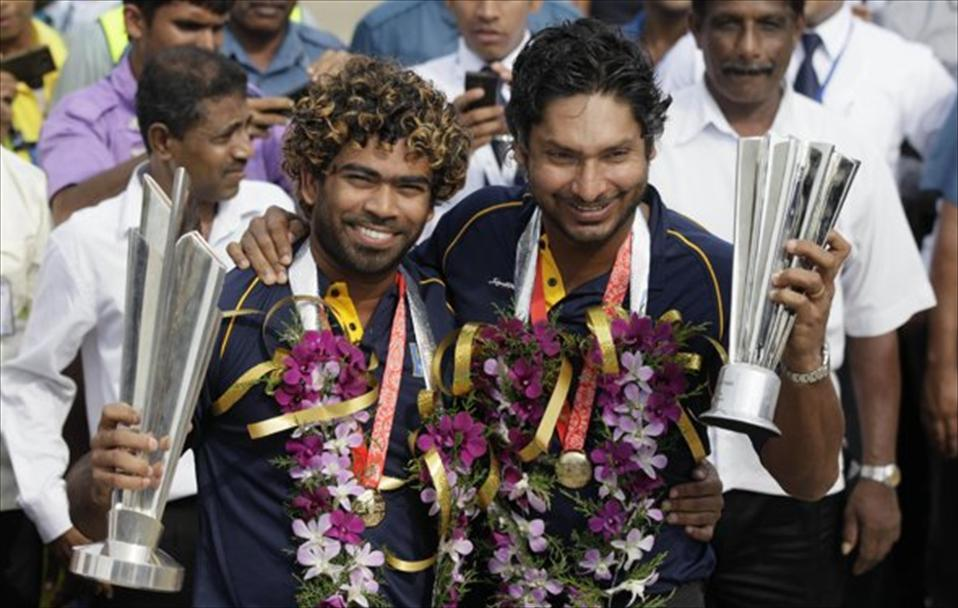 Sri Lankan cricketers  consistency in winning