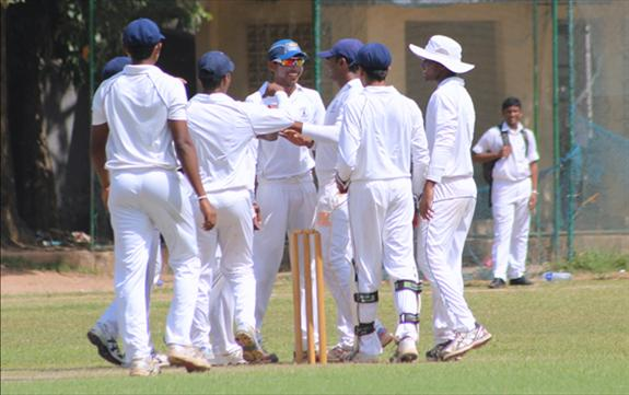 St. Joseph's College win a thrilling encounter